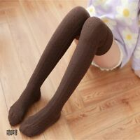 Chic Girls Over The Knee Sexy Socks Cotton Long Thigh High Stockings