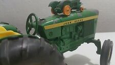 VINTAGE JOHN DEERE TRACTOR AND SMALL LESNEY N:50 DIECAST LOT SET PRICE FOR 2