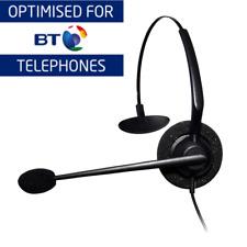 BT Paragon Entry Level Monaural Noise Cancelling Headset | Complete Unit