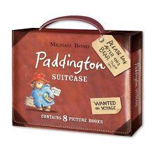 Paddington Suitcase (Eight book set) (Paddington Bear) - by Michael Bond