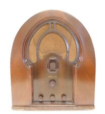 Antique 1934 Philco Model 44 Code 121 Cathedral Radio