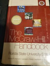 MCGRAW-HILL HANDBOOK, SECOND EDITION (FLORIDA STATE UNIVERSITY By Janice H. VG