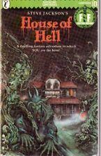 House of Hell (Puffin Adventure Gamebooks)-Steve Jackson, Ian Livingstone, Tim