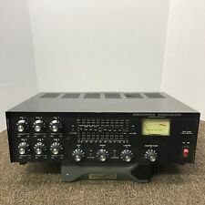 GROMMES PRESISION AMPLIFIER GTE60. GREAT CONDITION, CLEANED AND FULLY SERVICED