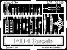 Eduard Zoom ss140 1/72 VOUGHT F4U-4 Corsair ITALERI