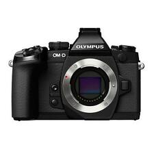 Olympus OM-D E-M1 16.3MP Digital Camera - Black (Body Only)
