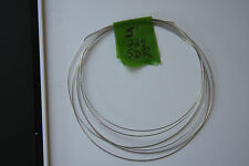 5 feet 22 gauge Sterling Silver Dead Soft Round wire!! L@@K SALE
