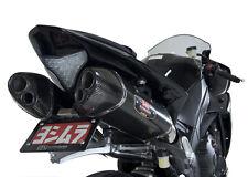 Yamaha R1 2009-2014 Yoshimura Dual Exhaust Slip-On Mufflers Carbon Fiber Muffler