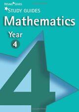 Rising Stars Study Guides: Maths Years 4 (Rising Stars Study Guides Series),var