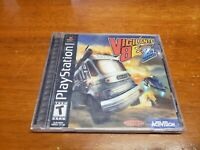Vigilante 8: 2nd Offense (Playstation 1) PS1 Complete with Registration Card