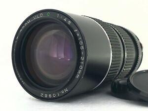 <MINT> Mamiya Sekor Zoom ULD C 105-210mm f/4.5 Lens M645 Super Pro TL Japan 2563