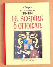 Tintin. Le Sceptre d'Ottokar. Fac similé de l'édition Petite image de 1939