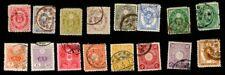 Japan 1883-1924 Used Scott 72-79 95 98 100 105 131 133 135 Stamps