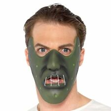 Licensed Silence of the Lambs Hannibal Lecter Restraint Face Mask Fancy Dress