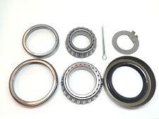 Trailer Hub Wheel Bearing Kit L44649 L68149 Seal 1.719'' for 3500# EZ Lube Axles