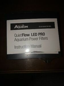 Aqueon Quiet Flow 20 Aquarium Filter