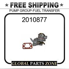 2010877 - PUMP GROUP-FUEL TRANSFER 1213220 for Caterpillar (CAT)