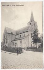 BELGIUM - Jodoigne - Eglise Saint Medard - c1910s era postcard
