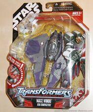 Transformers Star Wars Mace Windu Jedi Starfighter NEW !!