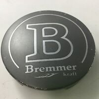 "Bremmer Kraft ASA-1-CAP C104K75 Titanium Grey Center Cap 3"" BR11 BR12"