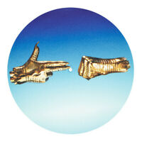 Run The Jewels - Logo Slipmat Blue