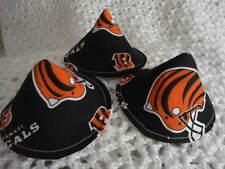 Pee Protector Wee Wee Tent Bengals NFL or Your choice Set of 3 NBA NCAA MLB