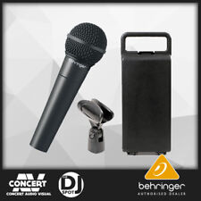 Behringer ULTRAVOICE XM8500 Dynamic Cable Professional Microphone