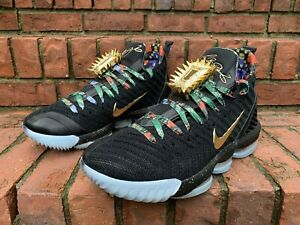 Nike LeBron 16 Watch the Throne size 10