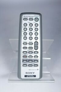 Genuine SONY RMT-CM30AD Personal MD System Remote Control | No Battery Cover