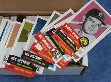 1991 Topps 1953 Topps Archives Baseball set of 330 Cards E2002