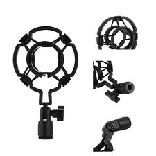 Universal Mic Shock Mount Clip Holder Studio Sound Recorder For Condenser Mic X1
