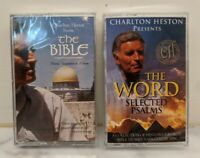 Charlton Heston Presents - The Word Selected Psalms & The Bible Music Soundtrack