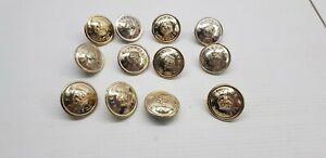 Tasmania Police button 12 medium silver colour Tasmanian Australian collectable