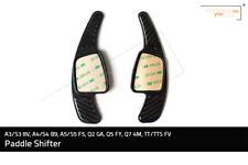Paddle Shifters Carbonlook für A3 8V, A4 B9, A5 F5, Q2 GA, Q5 FY, Q7 4M, TT FV