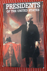 Presidents Of The United States - Knowledge in a Nutshell - flash pack - USA