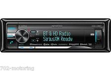 KENWOOD KDC-X997 CD MP3 BT WMA PANDORA IPOD USB AUX EQUALIZER 200W CAR STEREO