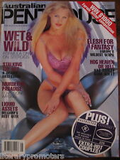 AUSTRALIAN PENTHOUSE MAGAZINE 2001 MAY Bree Maddox Treasure Chest Tavalia
