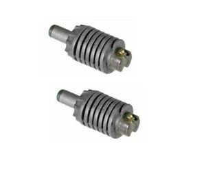 Set of 2 Buffer Stop with Ejector 51-24-8-187-291 GENUINE for BMW Brand New