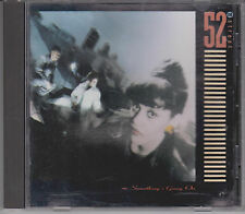 52ND STREET Something's Going On 1987 Oop & Rare CD 80s R&B Soul MCAD-42079 HTF