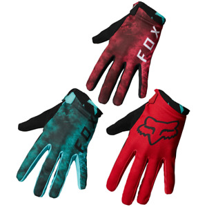 Fox Ranger Gloves SP21 MTB Mountain Bike Full Finger Trail Downhill Enduro SALE