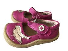 EUC Girls Shoes Livie & Luca Pio Pio Pink Toddler 4