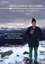 Great Canadian and Alaskan Railroad Journeys Season 1 Series One First & DVD