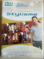 DVD Conseil Stylisme - réalisation Kamel Ouali