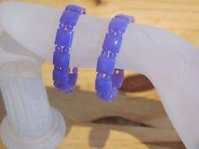 JADE II; gefärbt- Echtsteinarmband