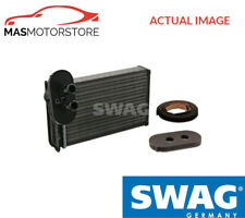 HEATER RADIATOR EXCHANGER LHD ONLY SWAG 30 91 1089 G FOR AUDI A3,8L1