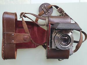Kodak Retina 1a Schneider-Kreuznach Xenar f:2.8 50mm mit Zubehör
