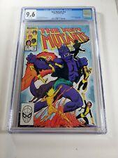 New Mutants 14 CGC 9.6 NM, 1st Magik (Marvel 1984)