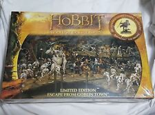 NEW Hobbit Unexpected Journey Limited Edition Escape From Goblin Town Game LOTR