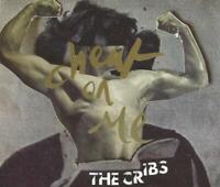 THE CRIBS - CHEAT ON ME 2009 UK CD SINGLE