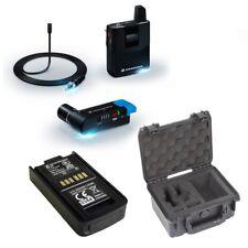 Sennheiser AVX MKE2 Lavalier Pro Wireless Set + BA 20 Battery Pack + AVX Case